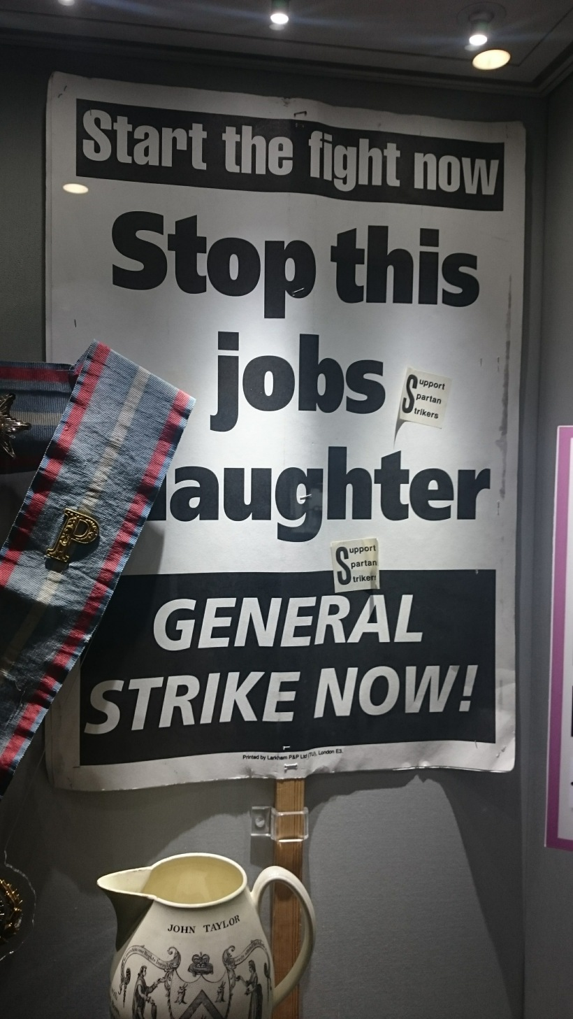 Picket poster