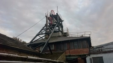 Caphouse colliery